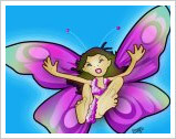 Wild Fairy Cartoon